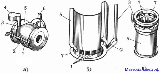 литниковых систем